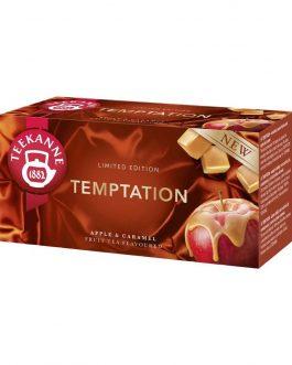 Teekanne Temptation alma karamell tea
